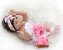 Bebê Reborn de Silicone Daniela - Imagem 5