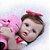 Bebê Reborn de Silicone Menina Pronta Entrega - Imagem 5