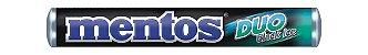 MENTOS STICK DUO BLACK ICE 16g - Imagem 1