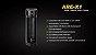 Carregador Fenix ARE-X1 + Super Bateria de 3500 mAh + Função Banco de Energia USB - Imagem 2