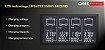 Carregador 4 canais independentes 4 Slots Klarus CH4S Inteligente diferentes Baterias  - Imagem 10