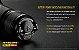 Lanterna Holofote Potente NiteCore TM03 Led Cree de 2800 Lumens Forte + Super Bateria - Imagem 8