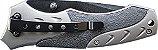 Canivete Tático Militar Smith & Wesson SWMP7TSCP Abertura Simplificada Lâmina Lisa e Serrilhada e Bloqueio por Botão - Imagem 4