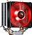 AIR COOLER PARA CPU KZ2 C/ LED VERMELHO ACZK292LDV - PCYES - Imagem 1