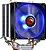 AIR COOLER PARA CPU KZ2 C/ LED AZUL ACZK292LDA - PCYES - Imagem 1