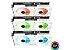 PLACA DE VIDEO RTX 2070 8GB GDDR6 256BITS 2 FANS RGB BRANCA 27NSL6UCV91W - GALAX  - Imagem 2