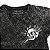 Camiseta Longline Estonada Skull Pin - Imagem 2