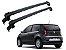 Rack De Teto Volkswagem Up 4 Portas Slim - Projecar - Imagem 2