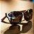 Óculos de Sol Polarizado Zabô Barcelona Marrom lente Marrom - Imagem 4