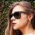 Óculos de Sol Polarizado em Madeira Ebano Zabô Sarov - Imagem 4