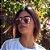 Óculos de Sol Polarizado T-149 Zabô Titânio Espelhado Rosa - Imagem 4