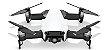 Drone DJI Mavic Air Combo Fly More com ANATEL - Branco - Imagem 1