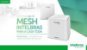 Roteador Wifi Mesh Intelbras Twibi fast KIT - Imagem 1