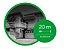 CÂMERA INTELBRAS MULTI HD BULLET VHD 1120B G5 INFRAVERMELHO 20 METROS LENTE 3,6MM  - Imagem 4