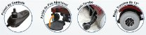 Cadeira de Rodas Zenith M Motorizada - Imagem 6