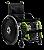 Cadeira de Rodas Dinâmica Sport - Imagem 1