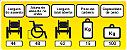 Cadeira de Rodas Confort Flex Pedal Elevável - Imagem 3