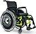 Cadeira de Rodas AVD Alumínio - Imagem 1