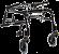 Cadeira de Rodas Confort Tilt - Imagem 3
