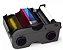 Ribbon Color YMCKO -  Fargo C30 PN 44200 - Imagem 1