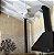 Ventilador de Teto Personalizado Maresias - 4 pás Fibra Buriti Branco - Luminária Flat Jateado - Imagem 2