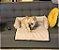 Protetor de Sofá Pet - Para cães e Gatos - Bege/Preto - Imagem 2