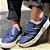 Sneaker Balaia MOD429 em couro Marinho - Imagem 4