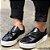 Sneaker Balaia MOD429 em couro Preto - Imagem 2