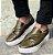 Sneaker Balaia MOD429 em couro Musgo - Imagem 4