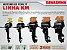 Motor de Popa KM 15Hp 2 Tempos KAWASHIMA - Imagem 2