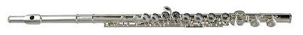 Flauta Yamaha Transversal Yfl 412 - Imagem 3