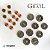Tainted Grail - Kit de discos e marcadores de metal - Imagem 3