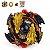 Beyblade Burst Gold Dragon Lost Longinus Dourado Perdido B-00 - Imagem 4