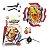 Beyblade Burst Z Achilles b-105  Com Lançador + grip * - Imagem 1