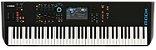 Teclado Sintetizador Yamaha Modx6 Usb C/ Fonte 61 Teclas - Imagem 1