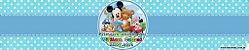 Rótulo refrigerante Baby Mickey - Imagem 1