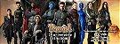 Convite personalizado para evento no facebook X-Men - Imagem 1