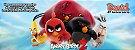 Convite personalizado para evento no facebook Angry Birds - Imagem 1