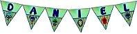 Bandeirinha Personalizada Esquadrão Suicida - Imagem 1