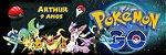 Caneca de acrilico personalizada Pokémon GO - Imagem 2