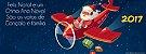 Kit digital especial de Natal Papai Noel Avião - Imagem 3