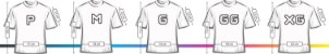 Camiseta Haikyuu 001 em Algodão - Imagem 2