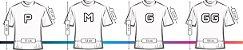Camiseta Haikyuu 002 em Poliester - Imagem 2