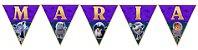 Bandeirinha Personalizada Vampirina - Imagem 1