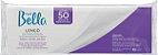 DEPIL BELLA Lenço para Depilação de Falso Tecido em Fibras Natural 50 folhas - Imagem 1