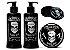 Black Fix Barber Shop Kit Masculino Cabelos e Barba Escuros - Imagem 1