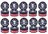Black Fix Pomada Modeladora Hidratante Efeito Teia 150g 10 unidades - Imagem 1