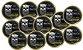 BLACK FIX Pomada Modeladora Soft Efeito Matte 150g Kit 12un - Imagem 1