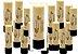 QCacau Protetor Labial com Manteiga de Cacau e Karite 4g - 20 unidades - Imagem 1