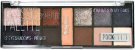 RUBY ROSE Paleta de Sombras Pocket Kit #What's in My Bag? Classic by Nature HB-9943 - Imagem 1